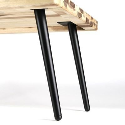 DIY 철제 테이블 다리 가구 책상 헤어핀 파이프 조립