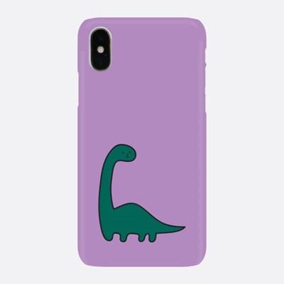 초록 공룡 하드케이스