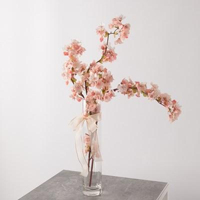 따스한벚꽃화병set 55cmR 조화 꽃 인테리어 FMFUFT