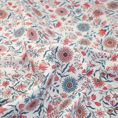 [Fabric] 위스퍼링 플라워 코튼