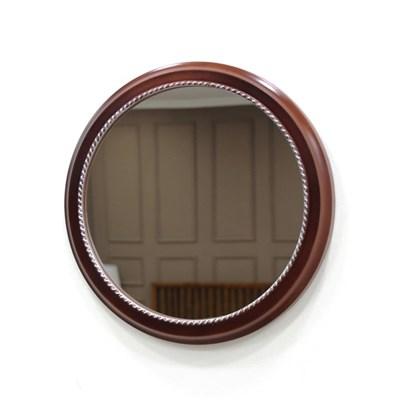 (kcp067)심플원형 벽거울 (엔틱실버)_(1534056)
