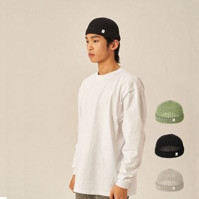 여름비니 T212AACU11_LINEN BAKE WATCH CAP