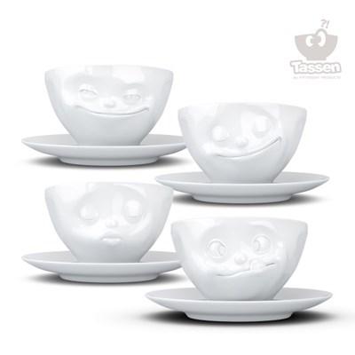 타쎈 커피컵 4P 세트