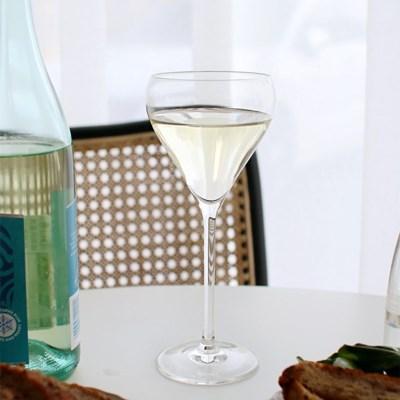 릴리 와인잔 210ml 브런치 홈카페 주스잔