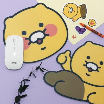 춘식이 카카오프렌즈 마우스 패드_(4407475)