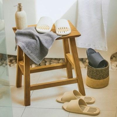 공백 에어리 욕실화 2SET (3color)