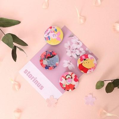 디즈니 정품 곰돌이 푸 블러썸 시리즈 팝톡