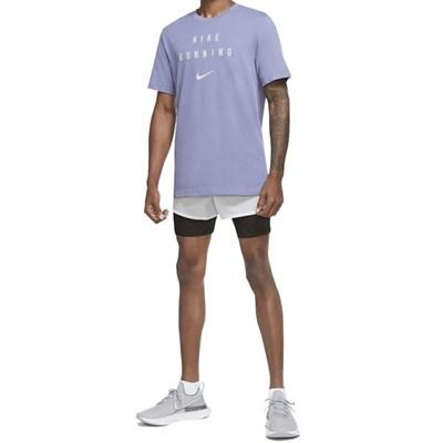 ES_나이키 남성용 반팔 티셔츠 드라이핏 스우시 CZ8332-