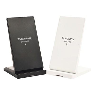 플레오맥스 15W 스탠드 무선충전거치대 PM-EW15 듀얼코일