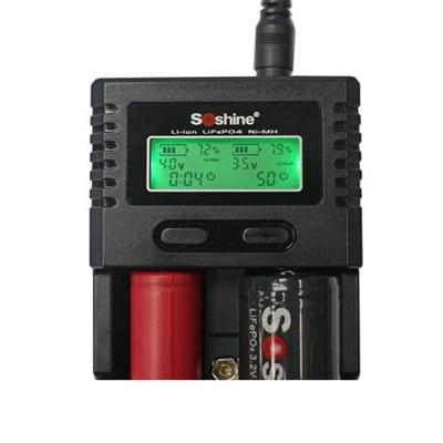 18650/26650AA/AAA 멀티 충전기H2-V2