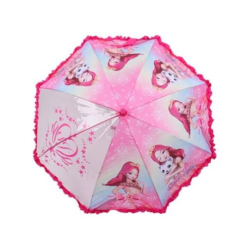 쥬쥬 윙크쥬쥬 50 장우산