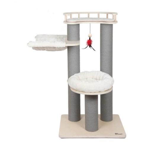 해먹 등대 원목캣타워 (PMC-6520)