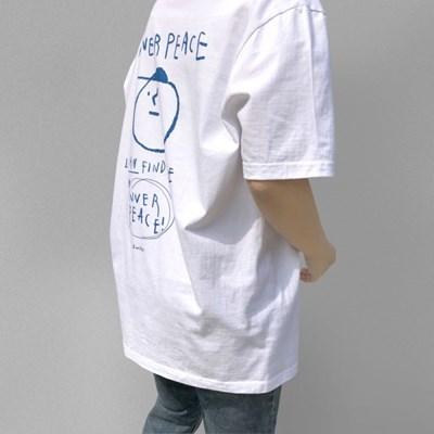 이너피스 반팔 티셔츠