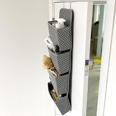 수납 포켓의 마법 벽걸이 선반 이동식 틈새 수납함