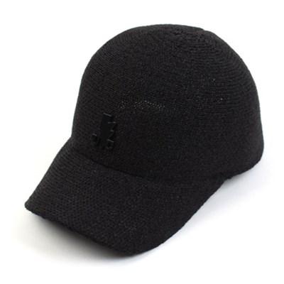 Black Thunder Paper Black Ballcap 여름볼캡