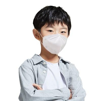 국산 KF94 퓨올 황사 유아 어린이마스크 소형 100매