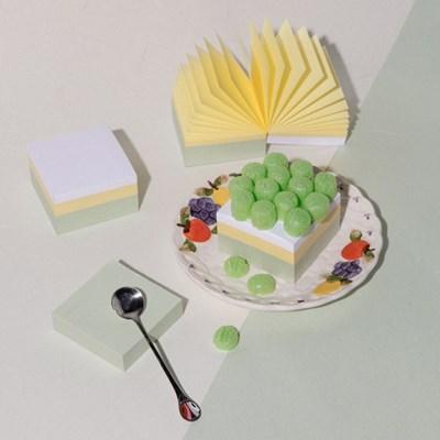 Memo_Ricecake_GreenGrape (청포도)