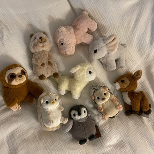 플러피애니멀-아기동물 시리즈