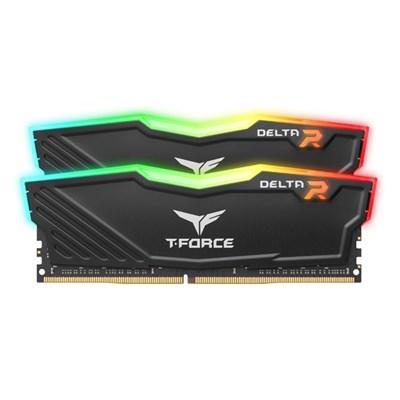 T-Force DDR4 16G PC4-28800 CL18 Delta RGB (8Gx2