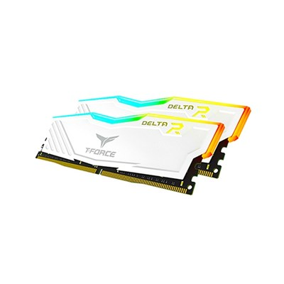 T-Force DDR4 16G 28800 CL18 Delta RGB (8x2) 가넷 W