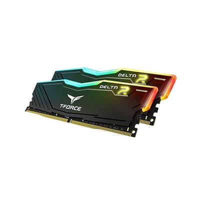 T-Force DDR4 16G 28800 CL18 Delta RGB (8x2) 가넷