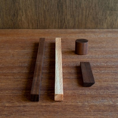 WOOD MAGNET