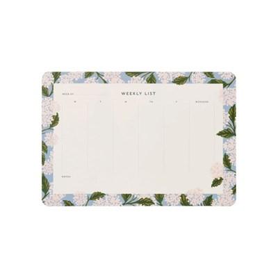 Hydrangea Weekly Desk Pad 위클리 플래너_(497228)