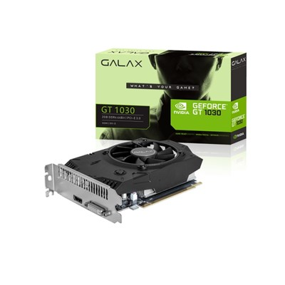 갤럭시 GALAX 지포스 GT1030 PLUS D4 2GB