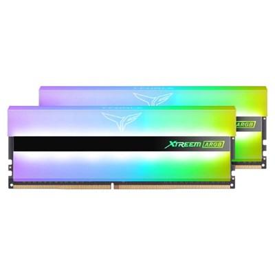T-Force DDR4-3600 CL18 XTREEM ARGB 화이트 16G(8x2)