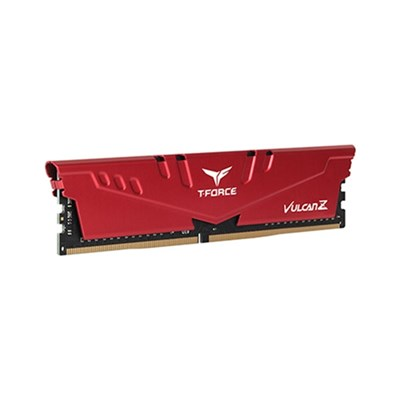 TeamGroup DDR4-16G PC4 25600 CL16 Vulcan Z Red