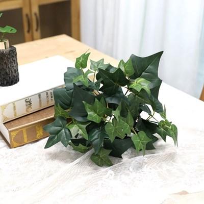 지피식물 그린테리어 가드닝 고급조화 아이비 부쉬_(2495451)