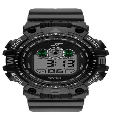 1Plus1 디지털 NT Black 스포츠 손목시계 와치_138