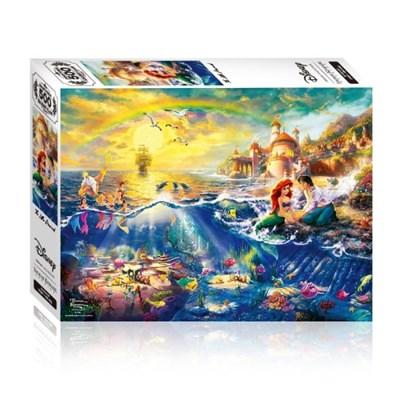 직소퍼즐 인어공주 500조각 KD500-007