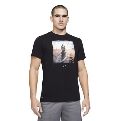 ES_나이키 남성용 반팔 티셔츠 드라이핏 스탠다드핏 그래픽티셔츠 블