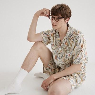 [모달] (m) Lyon Short Pajama Set