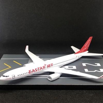이스타 항공 Eastar Jet 합금모형 여객기조종사파일럿