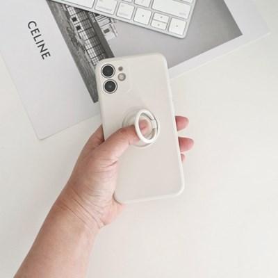 베이직링 아이폰 X XS XR MAX 케이스 스마트링
