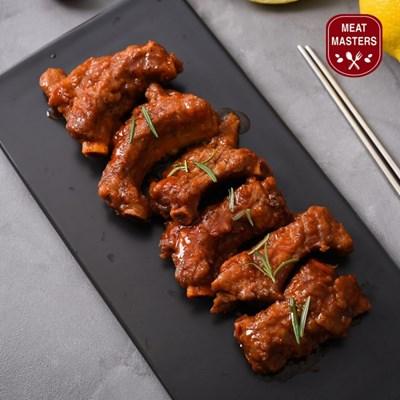 Meat Master 폭립 바베큐 (매운맛/오리지널)