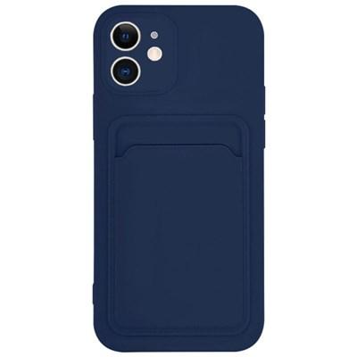 아이폰11프로맥스 컬러 카드 포켓 젤리 케이스 P574_(3828527)