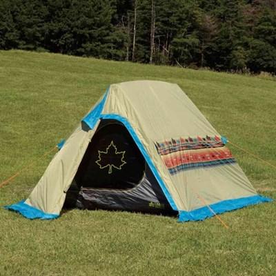 로고스 나바호 인디언 A형 텐트 71806503 캠핑 피크닉 2인용