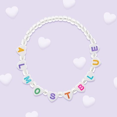 HEART BUBBLE BRACELET