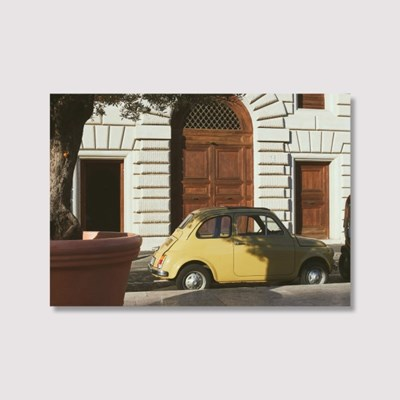 The streets of Rome - Jitten 인테리어 포스터