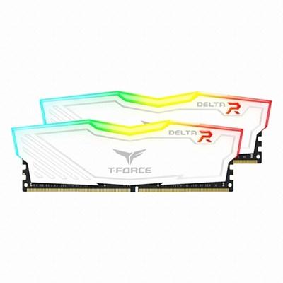 T-Force 32G DDR4-3200 CL16 Delta RGB 화이트(16Gx2)