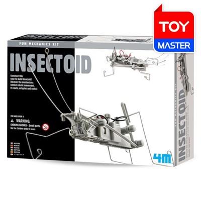 [토이트론] 4M 곤충 로봇