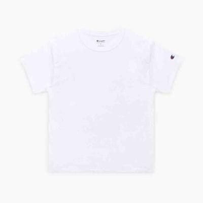 [시즌얼리버드]챔피온 남여공용 베이직 숏슬리브 티셔츠