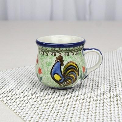 폴란드그릇 아티스티나 에소잔 커피잔 유니캇 u2702