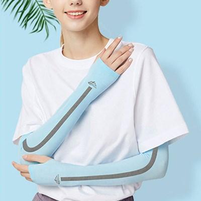 남성 여성 UV 햇빛 차단 여름 쿨 손등 팔 토시