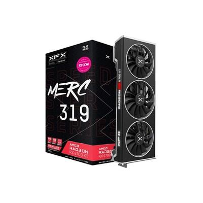 XFX 라데온 RX 6700 XT MERC 319 BLACK D6 12GB
