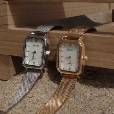 30대 여성 금장 패션 자개 시계 바우스 하버 시계_(512886)