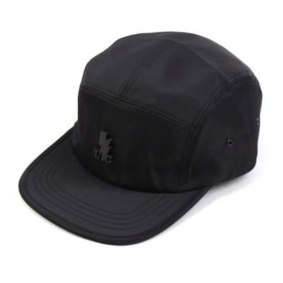 BK Metal Poly Black Campcap 캠프캡